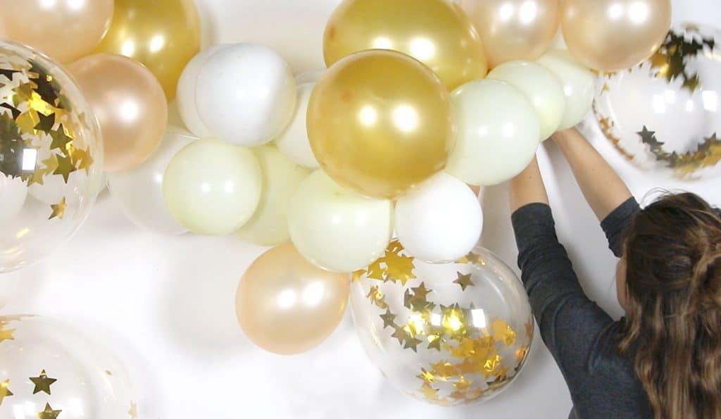 grappe ballons